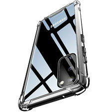Protective Clear Phone Case for Samsung's Smartphones