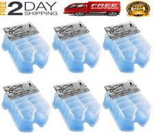 6 Count Braun Clean Renew Cartridge Refills Series 3 5 7 Genuine Shaver Cleaner