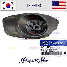Front Fog Light Lamp Blank Hole Cover Left Driver 865132B700 SANTA FE 2010-2012