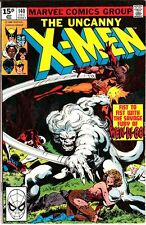 Uncanny X-Men #140 (Dec 1980 1st Series) (UK 15p price variant) Comic FN 6.0