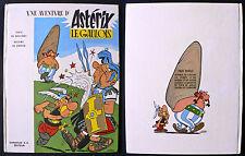 Astérix le Gaulois - Goscinny & Uderzo - Eds. Dargaud - 1966