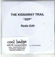 (BT509) The Kissaway Trail, SDP - DJ CD