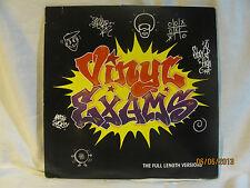 "Vinyl Exams 12"" LP Vinyl Record Hip Hop Rap  RUN DMC Kool Keith"