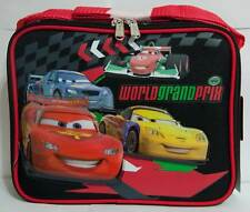 Disney Cars 2 Grand Prix Insulated Lunch Bag New With Tags