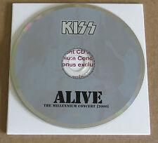 KISS BEST BUY MILLENIUM CONCERT REPLACEMENT CD