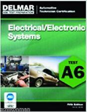 ASE  Study Certification Test Books AA (A1-A9) DelMar Chilton 5th Ed