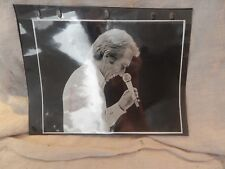 Andy Williams Personalized Autograph Photo Signed