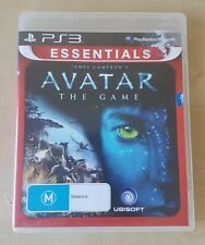 Avatar The Game PS3 Playstation Free Postage AUS Seller!