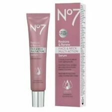 No7 Restore & Renew 30ml Face and Neck Multi-action Serum