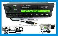 Original VW Beta  IV 4 + Aux-in Streaming Internet Radio Code Karte Gamma Alpha