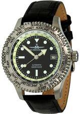 Zeno Watch Basel Militäruhr AS1913 Automatikwerk Swiss Made Herrenuhr