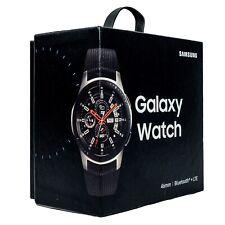 Samsung Galaxy LTE Watch SM-R805F 46mm Silber Smartwatch Tracker Silber