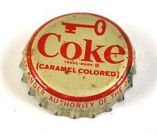 Coca-cola Coke tapita estados unidos soda bottle cap corcho junta-Coke clave