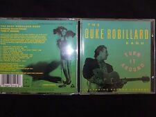 CD THE DUKE ROBILLARD BAND / TURN IT AROUND /