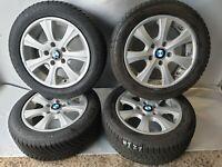 Winterreifen BMW 1er 3er Z3 Z4 E46 E90 MINI 205/55 R16 91H RSC