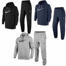 Nike Full Length Cotton Tracksuits for Men
