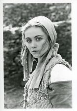 "EMMANUELLE BEART ""ET DEMAIN VIENDRA LE JOUR"" JEAN-LOUIS LORENZI PHOTO CM"