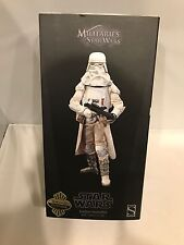 sideshow Star Wars Obi-wan Snowtrooper Sideshow Exclusive 1/6 Scale