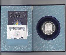 Vaticano - Medaglia  Proof - Giubileo del 2000 - Porta Santa  - Argento