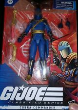 GI Joe Classified Series Variant Cobra Commander Hasbro pulse exclusive sky blue