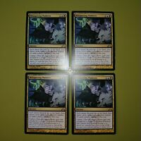 Whispering Madness x4 Gatecrash 4x Playset Magic the Gathering MTG