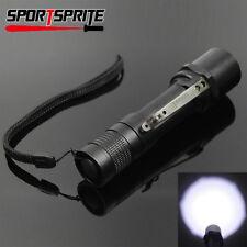 UltraFire C1 CREE XP-L V6 LED 1200 Lumen 5 Modus 4.2V 18650 Camp Taschenlampe DE