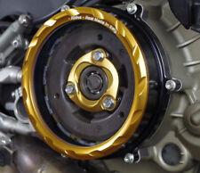 Ducati Panigale 959/1199/1299 Kupplungsdeckel mit Federteller gold NEU