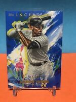 Aaron Judge Ser# 11/25 Topps Blue Inception Yankees. SSP 🔥 SEE DESCRIPTION!!