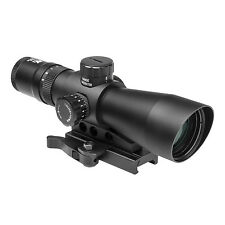 NcStar STM3942G/V2 Mark III GEN II 3-9X42 Tactical Mil-Dot Reticle Rifle Scope