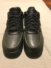 pretty nice 8aa26 0e821 Nike Lunar Air Force 1 LF1 Duckboot Low Sequoia-Black AA1125-300 Men s Size
