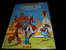 Goscinny / Uderzo : Oumpah-Pah le peau-rouge Edition du Lombard 1986