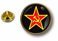 pins pin badge pin's metal button etoile urss ussr russie union sovietique
