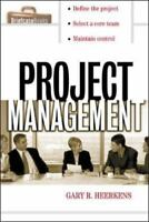 Briefcase Books Ser.: Project Management by Gary R. Heerkens (Trade Paper)
