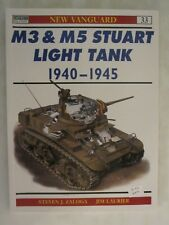 Osprey - M3 & M5 Stuart Light Tank (New Vanguard 33)