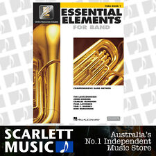 Essential Elements For Band Book 1 (One / First) - Tuba w/EE Interactive