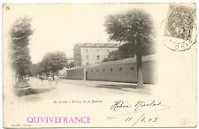 CPL10 - SIDI BEL-ABBES - AVENUE DE LA CASERNE -  LEGION ETRANGERE