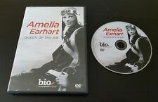 Amelia Earhart: Queen Of The Air (DVD, 2010) Biography Channel history aviator