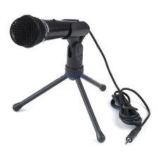 STUDIO RECORDING EQUIPMENT MICROPHONE MIC STAND STAGE TRIPOD STAND DJ KAROAKE
