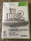DJ Hero 2 - XBOX 360 New & Sealed