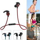 Wireless Bluetooth Sports Stereo Earphone Headphone Headset For Cell Phone