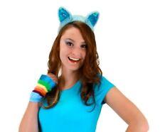 My Little Pony Rainbow Dash Headband with Ears Costume Accessory, NEW UNWORN