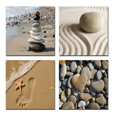 Large Canvas Prints Painting Picture Photos Wall Art Home Decor Sea Beach Zen