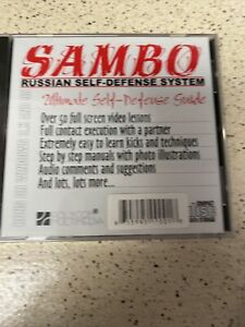 Sambo Russian Self-Defense System