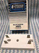 Chrysler Plymouth Dodge NEW Ballast Resistor BER OE# 3656199 4 terminal