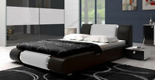 DOUBLE SIZE BED STORAGE BED WITH MATTRESS OTTOMAN BED  'IVA 4'