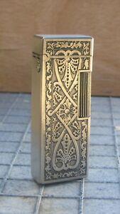 COLIBRI Butane Lighter - Antique Design - Working