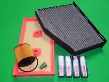 Filterset Inspektionspaket Filtersatz VW Golf 5 1.6 FSI 85kW/115PS MKB: BAG BLF