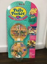Vintage Bluebird Mattel Polly Pocket Compact Beach Party MOC