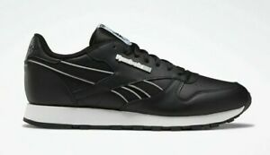 REEBOK CLASSIC LEATHER MEN'S TRAINERS UK SIZE: 9.5