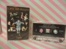 LIFE OF AGONY Ugly   CASSETTE